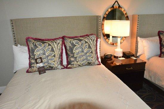 Omni Nashville Hotel: Bed