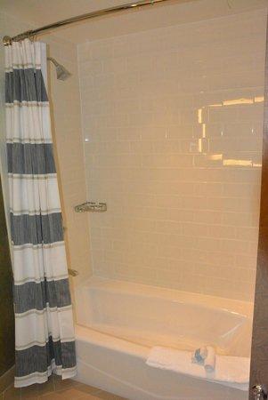 Omni Nashville Hotel: Shower