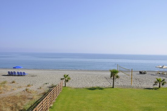 Minoa Palace Resort & Spa : View from room 799