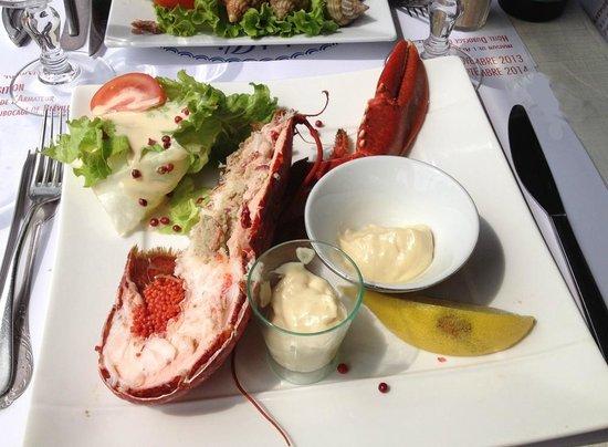 Bistrot du p 39 tit port le havre restaurant avis num ro - Restaurant seine port ...
