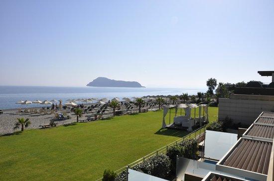 Minoa Palace Resort & Spa : beautiful view