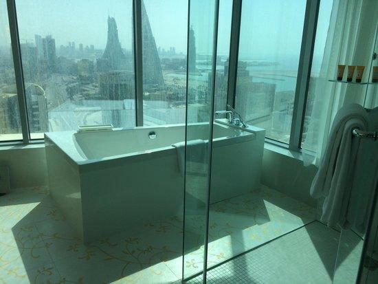 The Domain Bahrain: bathroom