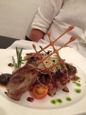 Albarama Restaurante Tapas: Si scioglie in bocca...