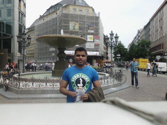 Frankfurt on Foot Walking Tours : Fr