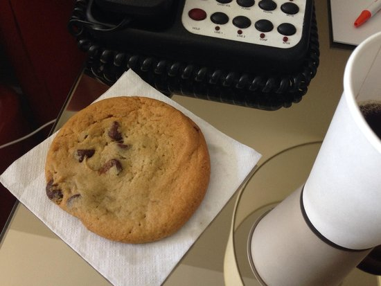 Adara Hotel: 美味しいクッキー焼いてくれます