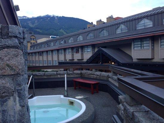 Adara Hotel: ホットタブ