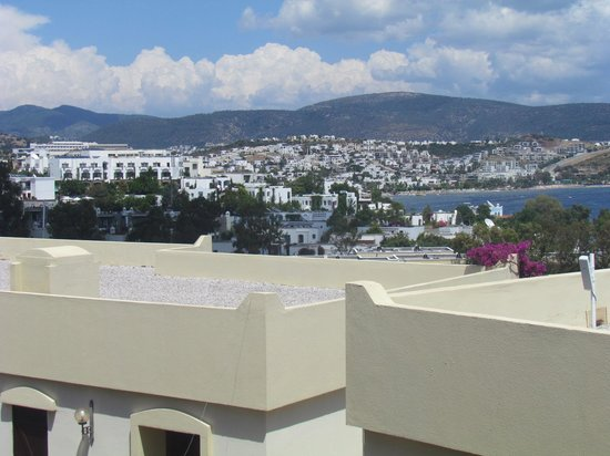 WOW Bodrum Resort : Our room view