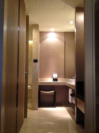 The Okura Prestige Bangkok : powder room