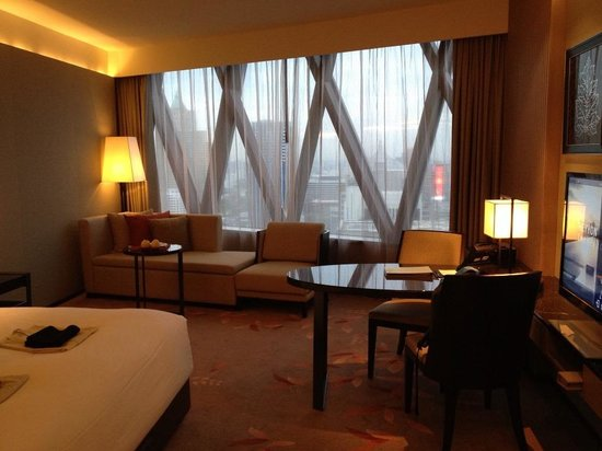 The Okura Prestige Bangkok : lounge