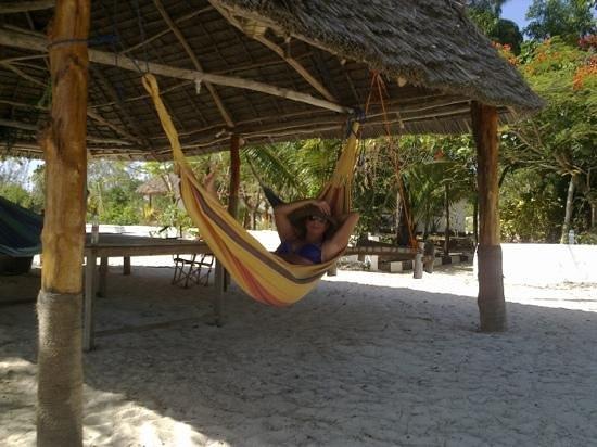 Mbuyuni Beach Village: relax