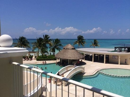 Dreams Tulum Resort & Spa: The view from room 6310