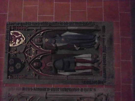 Dom St. Bartholomäus: Interior da Igreja