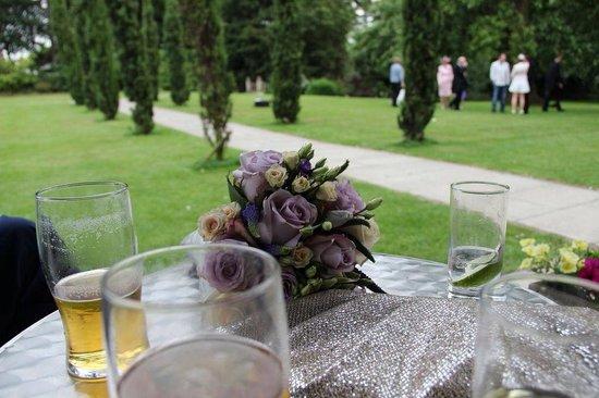 Best Western Plus West Retford Hotel: Wedding day