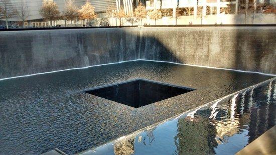 Mémorial du 11-Septembre : Memorial World Trade Center 2