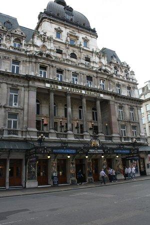 Phantom of The Opera London: HMT