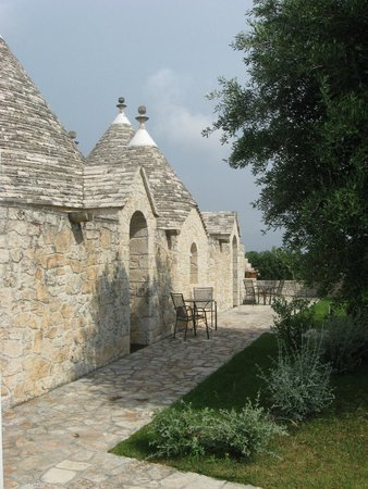 Abate Masseria & Resort : Trullis