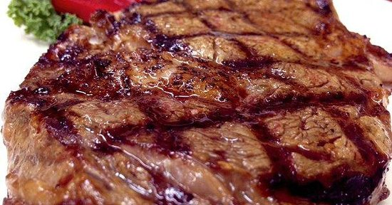 Char Grilled Rib Eyes & Prime Rib - Picture of Blackbeards Grill ...