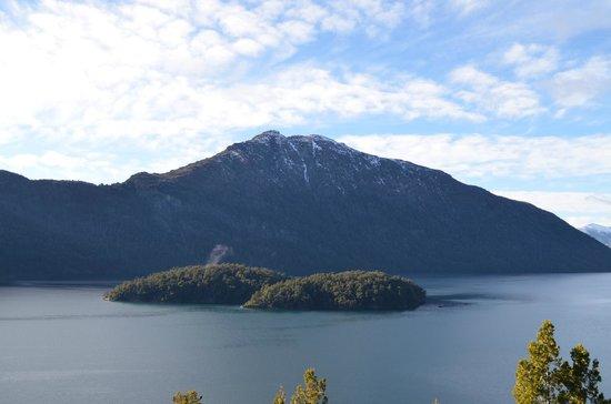 Cerro Tronador: Lago Gutierrez