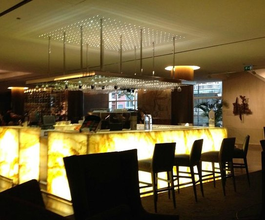 Sheraton Lisboa Hotel & Spa : Bar Sheraton Lisboa - Portugal