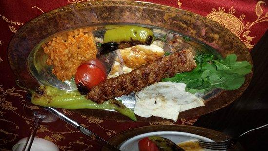 Voyage Belek Golf & Spa : Türkisches Restaurant