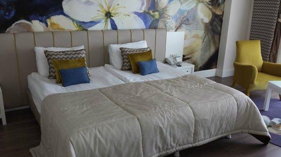 Voyage Belek Golf & Spa : neue Zimmer