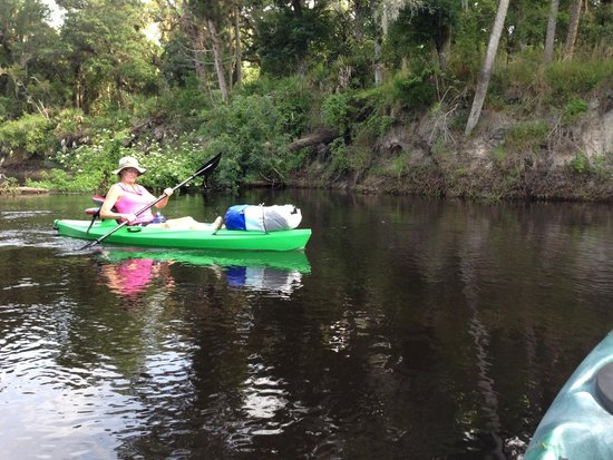Seminole Paddle Adventures