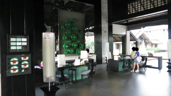 Le Meridien Chiang Rai Resort: ingresso