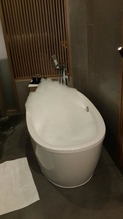 SO Sofitel Bangkok: Room Bath