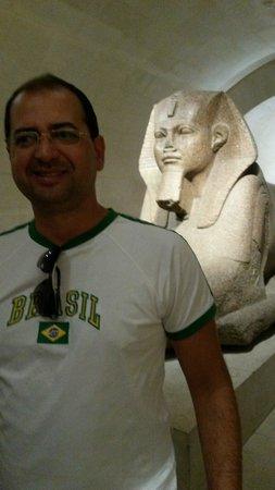 Musee du Louvre: Tudo é encantador!!!