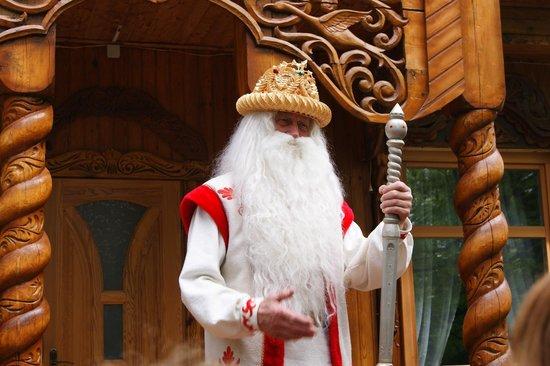 Belovezhskaya Pushcha / Bialowieza Forest: Летний Дед Мороз