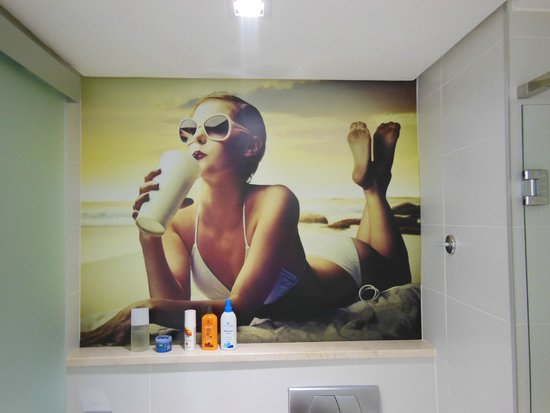 ClubHotel Riu Gran Canaria: Cool bathroom