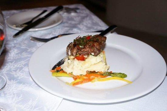 Grand Isle Resort & Spa : Dinner at Palapa