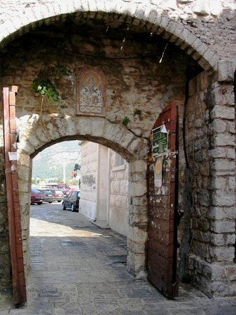 Altstadt (Old Town) Budva: ...