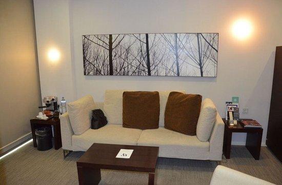 Silken Diagonal Barcelona: room 1