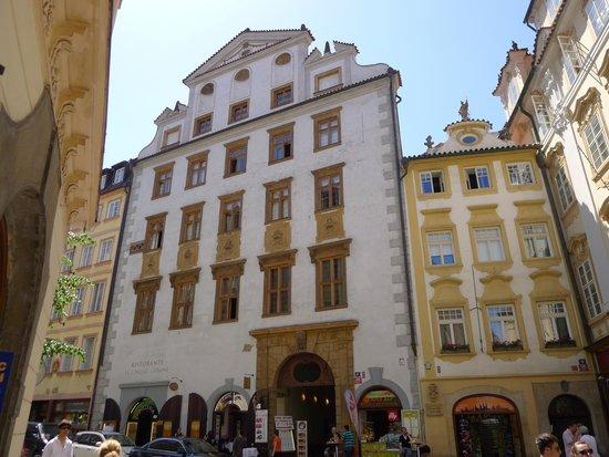 Prager Altstadt: Beautiful Buildings