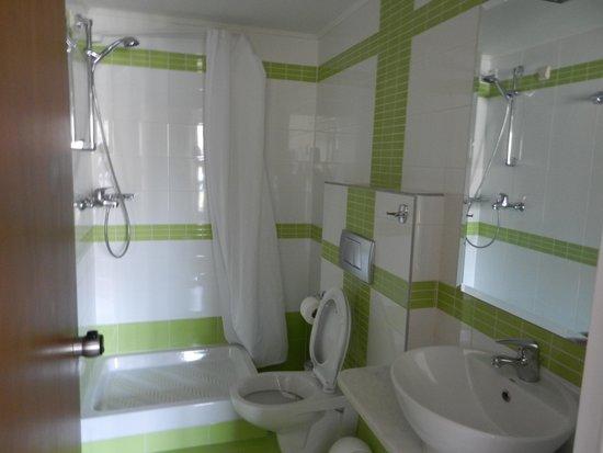 Sofia Hotel: Salle de bain