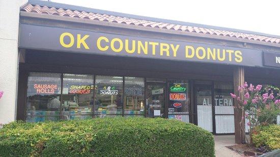 Ok Country Donut Shoppe