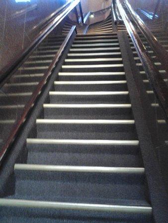 Hotel Di-Ann: scala santa