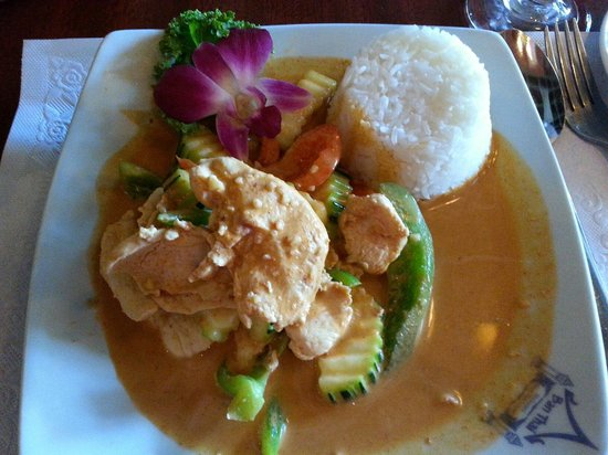 Ban Thai Restaurant : Yummy curry