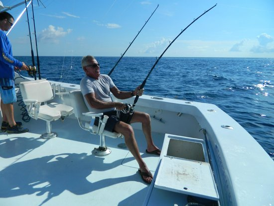 Therapy iv fishing therapy iv deep sea fishing for Deep sea fishing miami fl