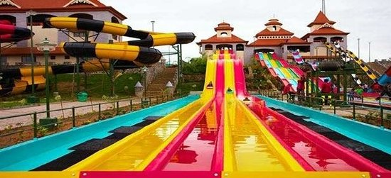 Wonderla Amusement Park: Water Slide