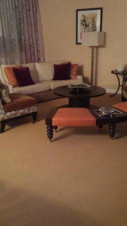 Renaissance Orlando Airport Hotel: Presidential Suite