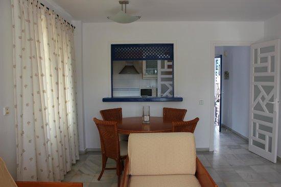 Apartamentos El Minarete: Salón