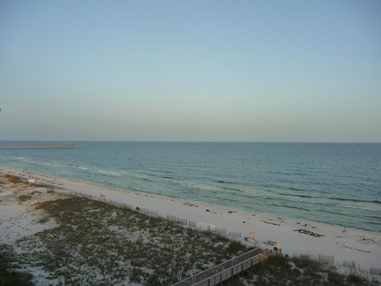 Holiday Inn Express Pensacola Beach: View from our room