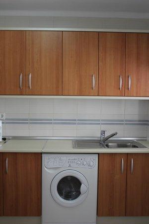 Apartamentos El Minarete: Cocina