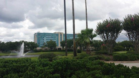 Renaissance Orlando Airport Hotel: The hotel