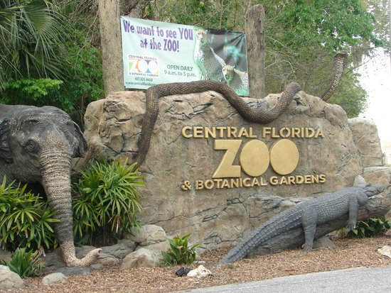 ‪Central Florida Zoo & Botanical Gardens‬