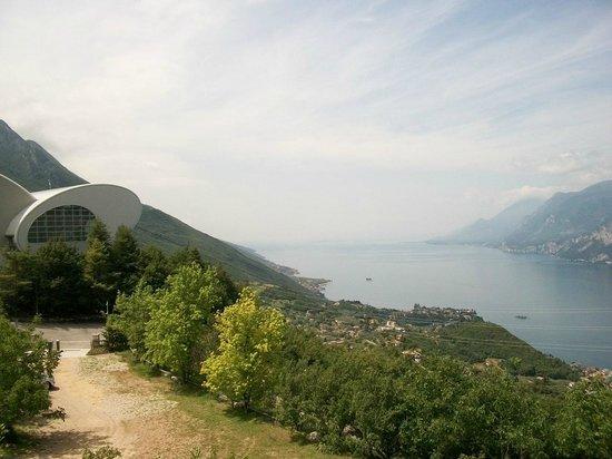 Monte Baldo: la fermata di s. michele