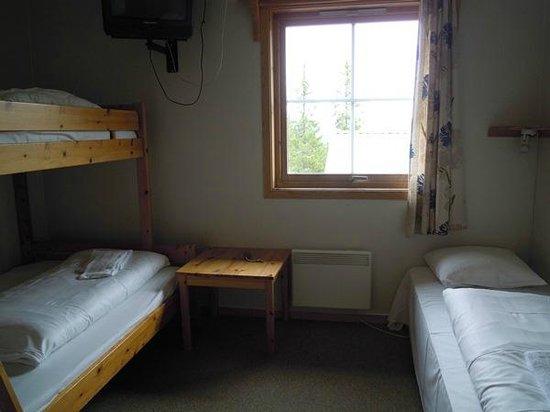 Kvitfjell Hotel: Chambre