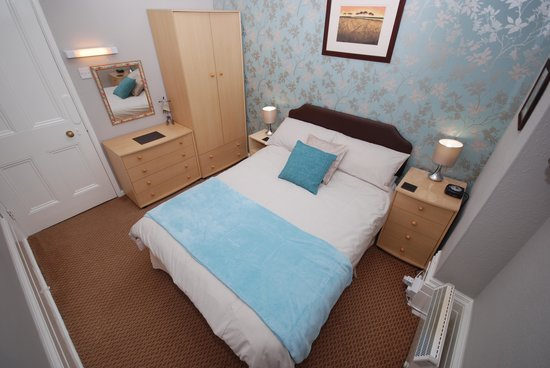 Parterre Holiday Apartments: Bedroom - Apt 7